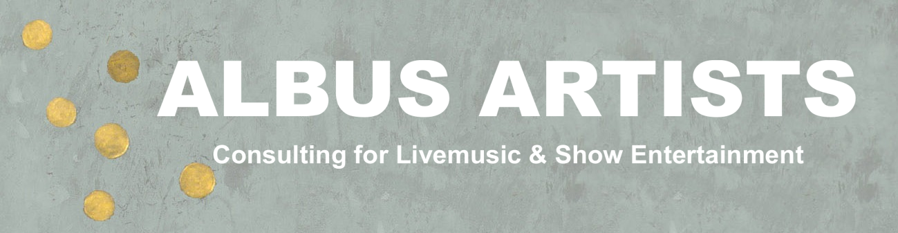 ALBUS ARTISTS - Consulting for Livemusik and Show Entertainment